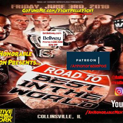 Episode 157: Road to Best in the World 2016: Collinsville, IL (Presented by GetBellway.com & GoFundme.com/FightPelleFight)