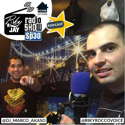 RikyJay Radio Show - #32 - Home Edition