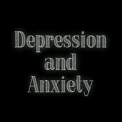 1.9 Depression and Anxiety
