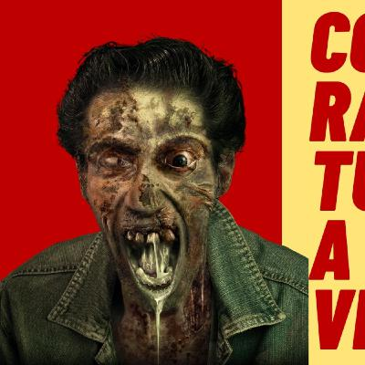 COULD A ZOMBIE VIRUS MUTATE FROM RABIES?