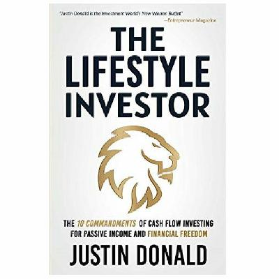 Podcast 833: The Lifestyle Investor with Justin Donald