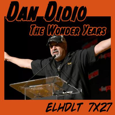 [ELHDLT] 7x27 Dan Didio: The wonder years