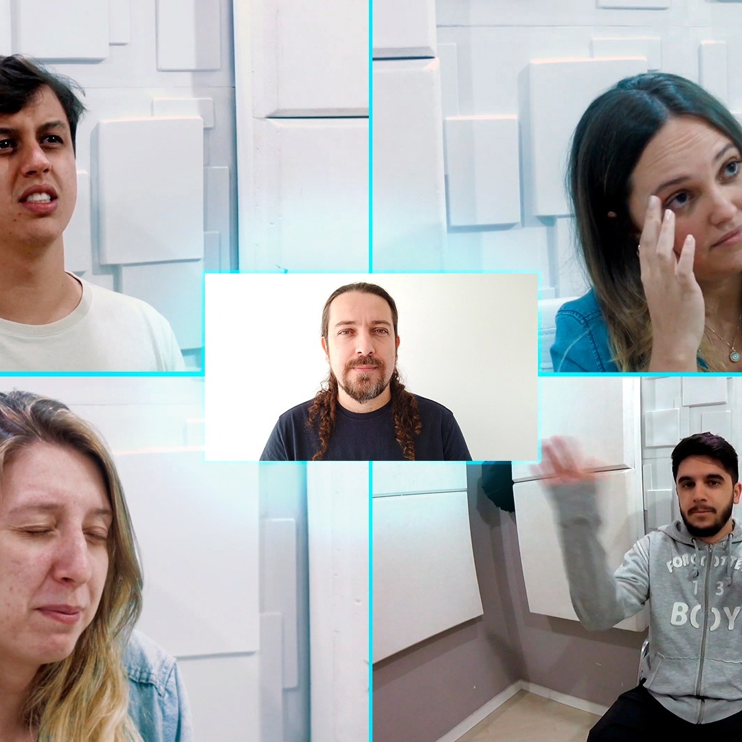 Perito analisa reações de paulistanos a vídeo de abate de animais