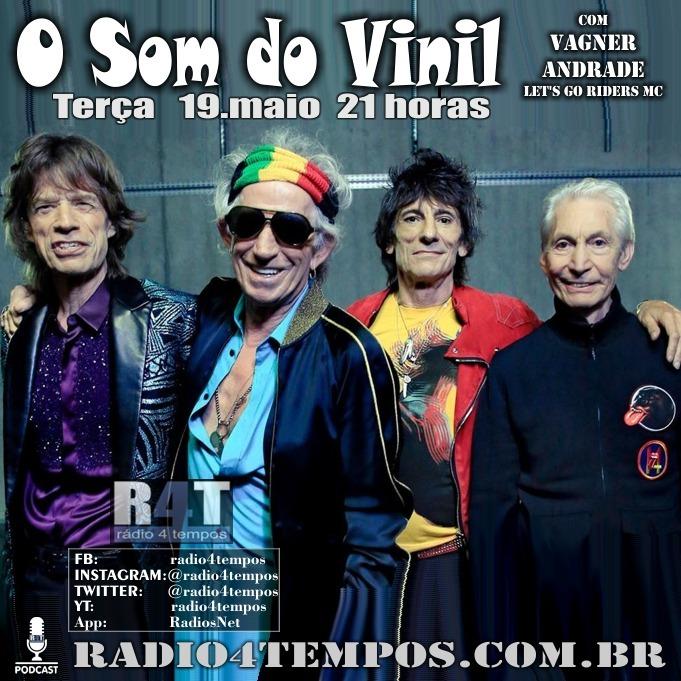 Rádio 4 Tempos - Som do Vinil 33:Rádio 4 Tempos