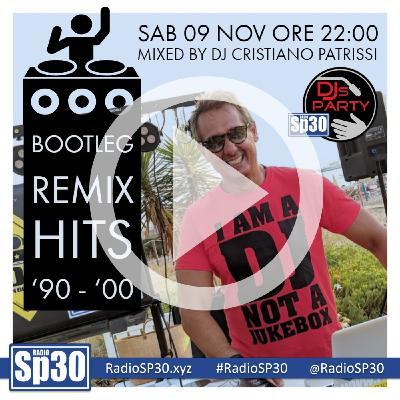 #djsparty - ST.2 EP.6 - Bootleg Remix '90-'00