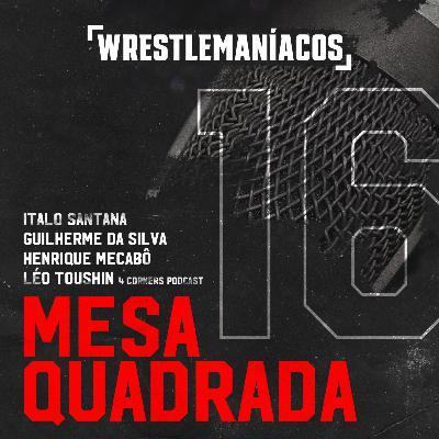 Mesa Quadrada #16 - AEW All Out 2020 Review