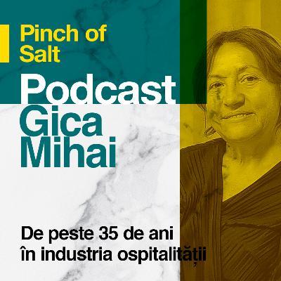 Sezonul 2   Ep. 6   De peste 35 de ani în industria ospitalității cu Gica Mihai partea a II-a