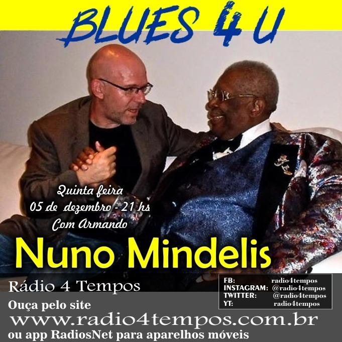 Rádio 4 Tempos - Blues 4 U 15:Rádio 4 Tempos