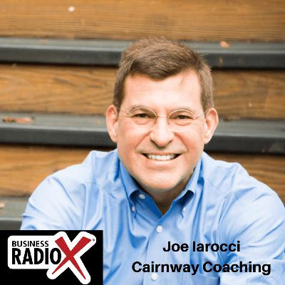 Servant Leadership in a Pandemic, with Joe Iarocci, Cairnway Coaching