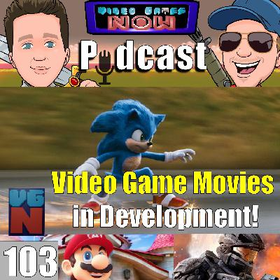 Upcoming Video Game Movies We're Excited For!