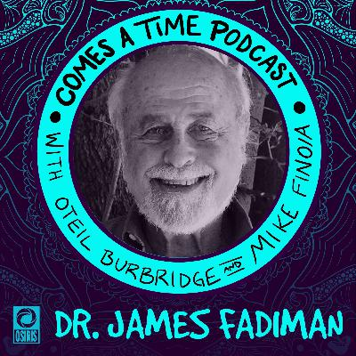 Episode 41: Dr. Fadiman