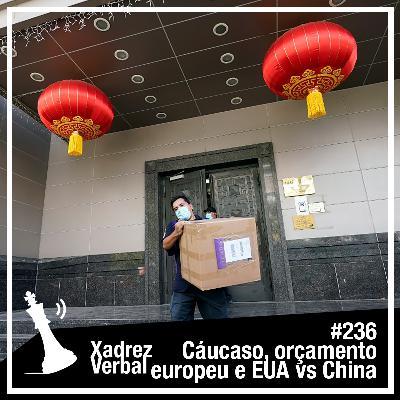 Xadrez Verbal #236 Beijing, we have a problem
