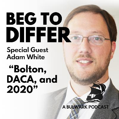 Bolton, DACA, and 2020