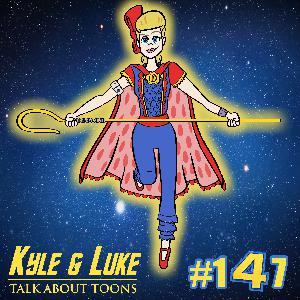 Kyle and Luke Talk About Toons #147: Toyvengers: Boardgame