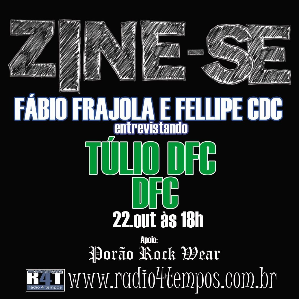 Rádio 4 Tempos - Zine-se 26