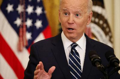 The Biden administration's first big faux pas