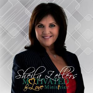 Living In The Center Of Gods Love on Motivated By Love with Rev Sheila Zellers