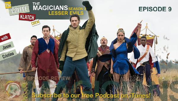 MAGIC - The Magicians S2 Ep9 Lesser Evils - Westworld