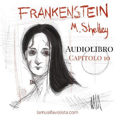 FRANKENSTEIN - M. Shelley ☆ Capitolo 10 ☆ Audiolibro ☆