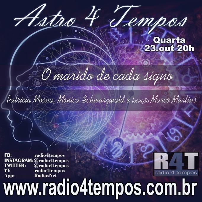 Rádio 4 Tempos - Astro 4 Tempos 21:Rádio 4 Tempos