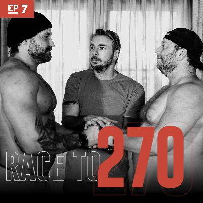 Race to 270: Autoeroticism & Athletic Greens