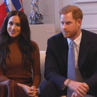 What's going on with Meghan and Harry?