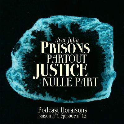 Prisons partout justice nulle part (avec Julia)