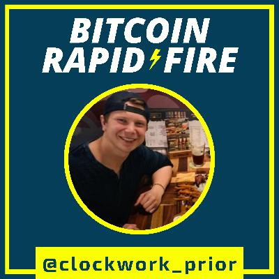BITCOINERS IN THE WILD w/ Tyler Campbell