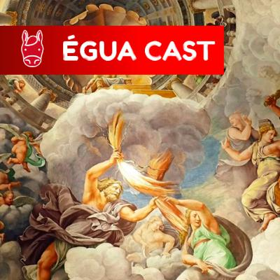 #044 - Éguas e Hidromel - Mitologia Grega