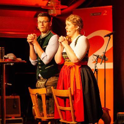 radioSpitzen live vor Ort in Eggenfelden Teil 1