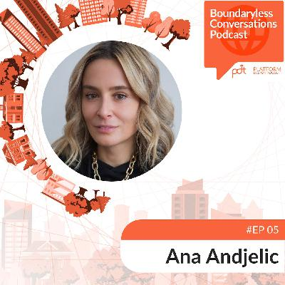 Ep. 05 Ana Andjelic - Brands in transition: the sociology of ecosystems