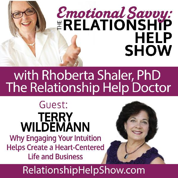 Are You Spiritually-Minded? What About Intuition? GUEST - Terry Wildemann