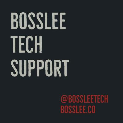 Channel updates | Bosslee Tech Support