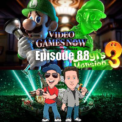 Luigi's Mansion 3 Review and Bring On the Scarlett!