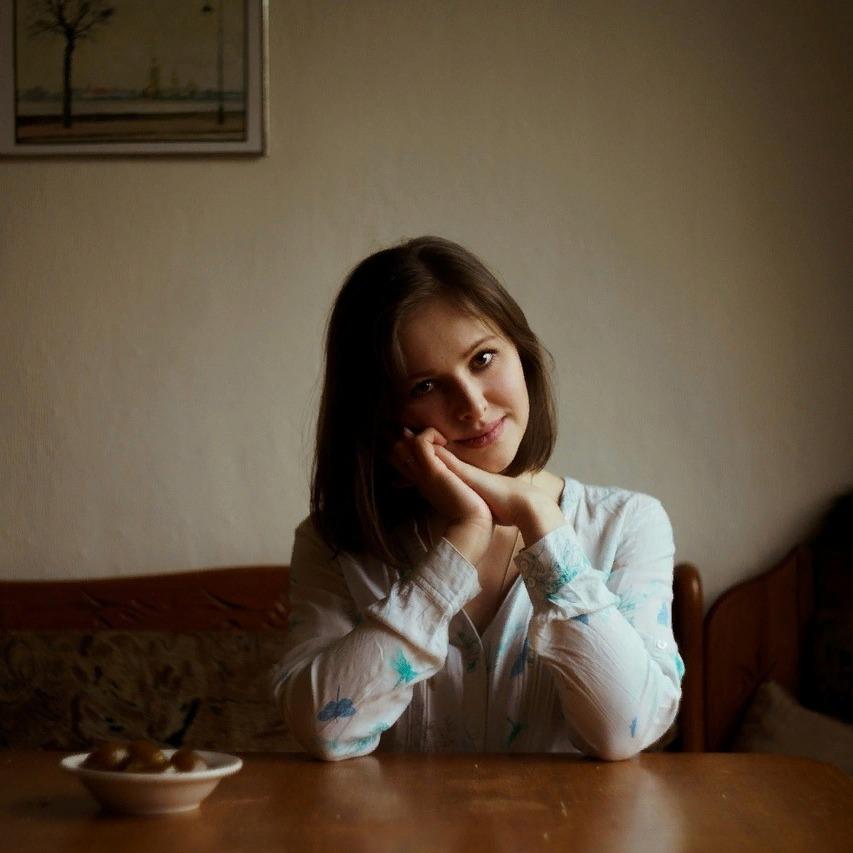 Мария Якунина. Динь. Восьмёрка