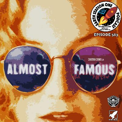 The Earth Station one Podcast - The 20th Anniversary of Almost Famous