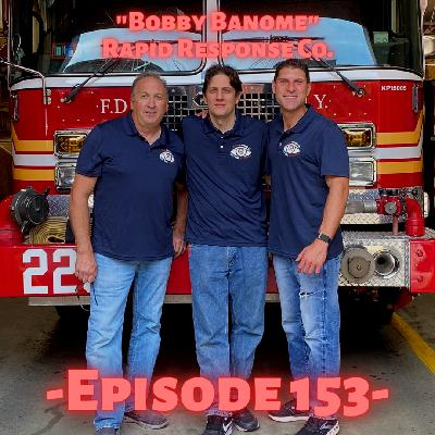 """FDNY Bobby Banome from Rapid Response Co."""