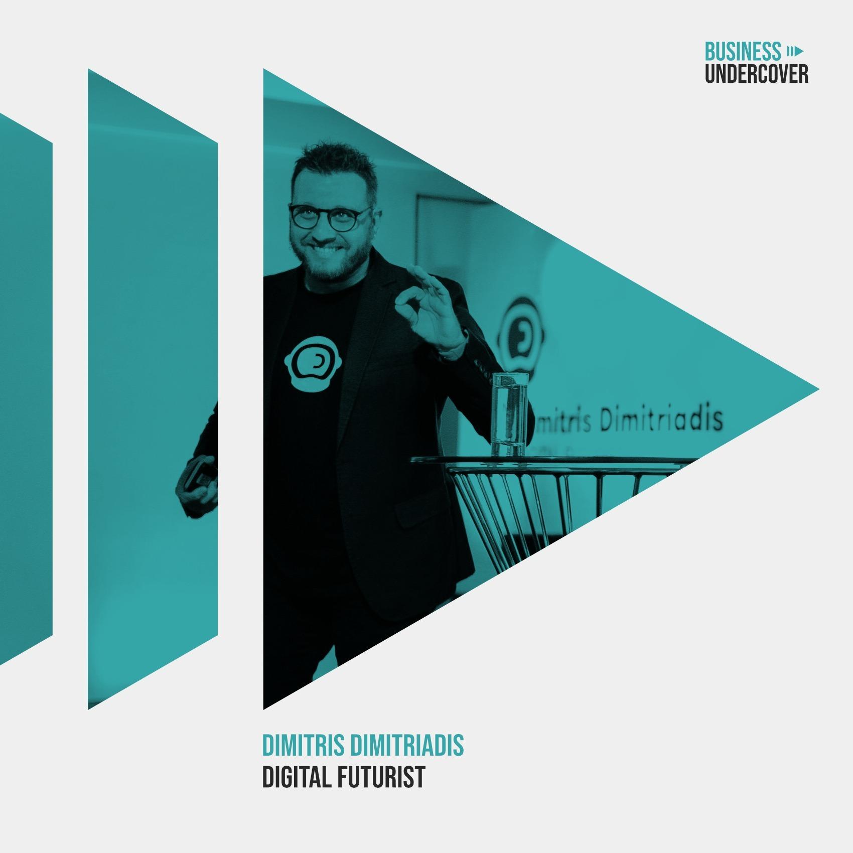 [1/2] Social Media & Η νέα πραγματικότητα στο Digital Marketing — Δημήτρης Δημητριάδης