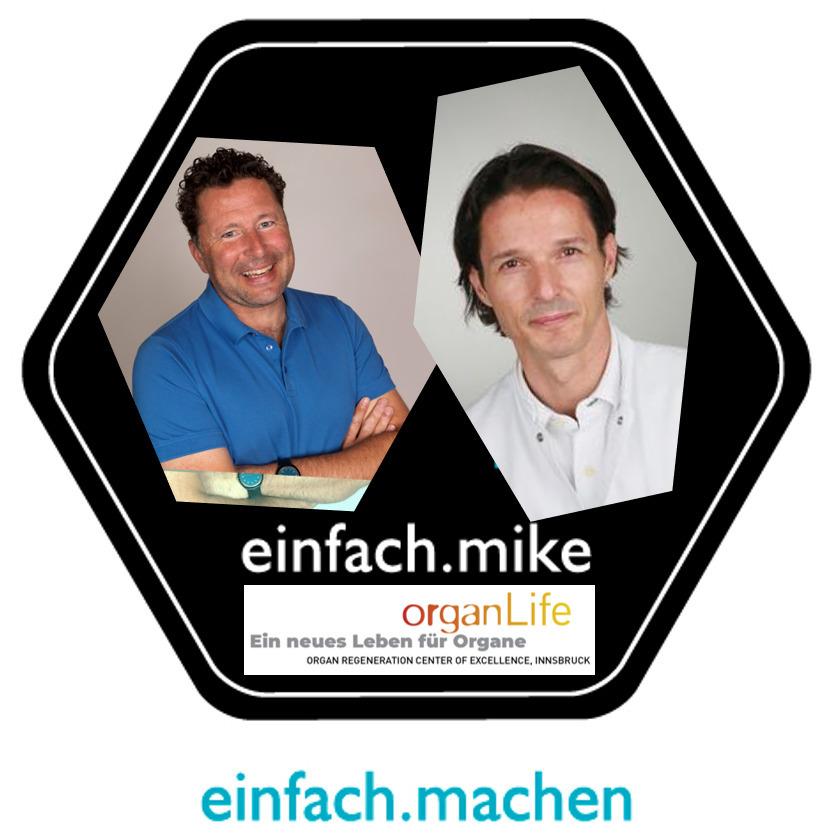 Folge 10 - Dr. Stefan Schneeberger, Leiter der Transplantationschirurgie in Innsbruck
