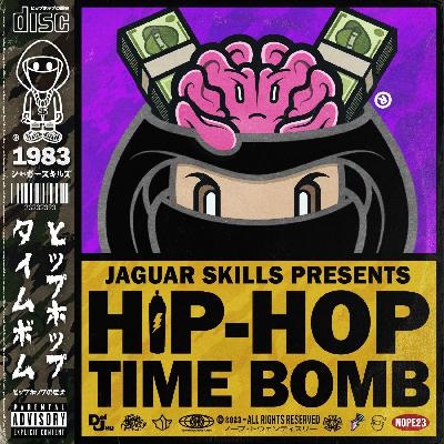 Jaguar Skills Hip-Hop Time Bomb : 1983