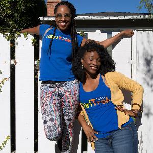 GirlTrek - inspiring one million African-American women & girls to develop a daily habit of walking