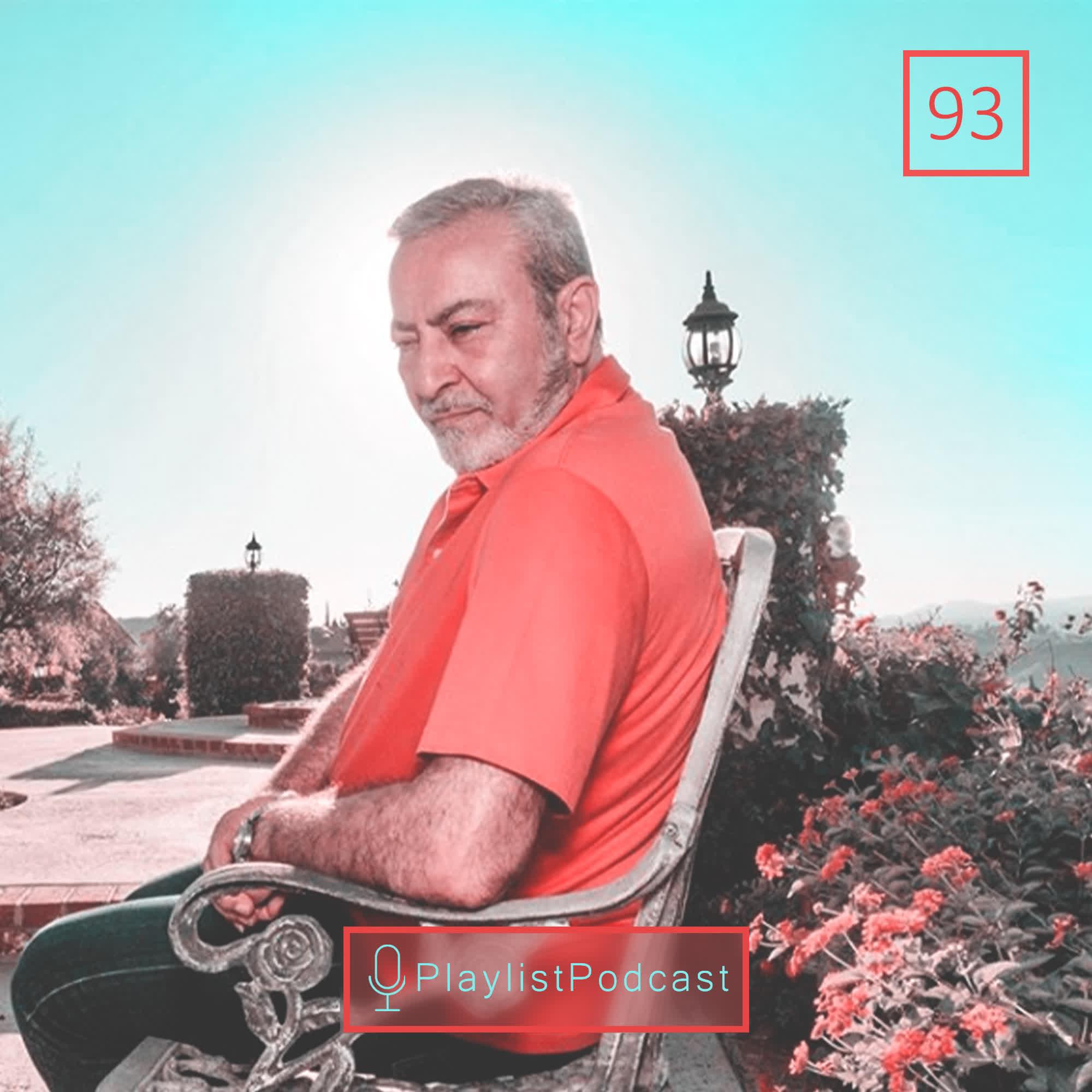 LIVE 93 - پلی لیست لایو - ستار