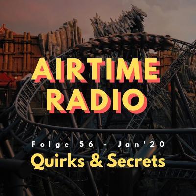 Folge 56: Quirks & Secrets