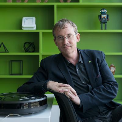 A tu per tu con Colin Angle, il papà di iRobot Roomba (In Inglese)