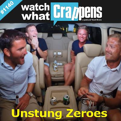 #1140 Below Deck: Unstung Zeroes
