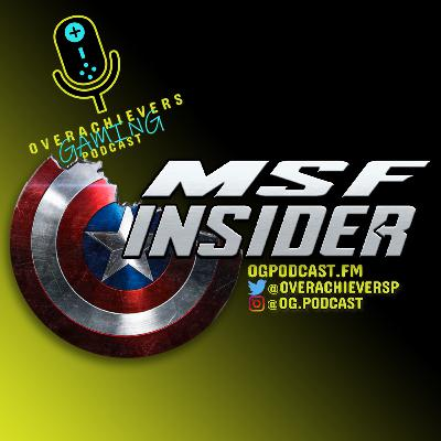 MSF Insider 53: The last MSF Insider episode