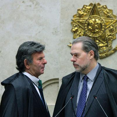 Fux recebe a 'faixa preta' do Judiciário, e prefeito do Rio é o alvo da vez em nova ofensiva contra corrupção