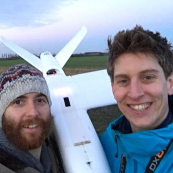 01 –  Bootstrapping Conservation - Surveying Endangered Species With Drones  – Tom and Tom, Project Erebus