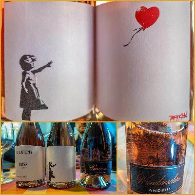 St. Antony: Banksy und andere Rosé