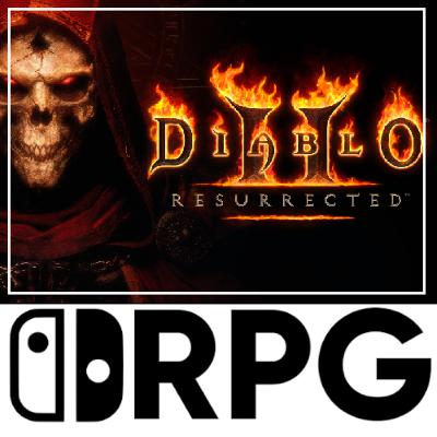 Episode 92 - Project Triangle Strategy & Diablo II Impressions | Switch RPG Podcast